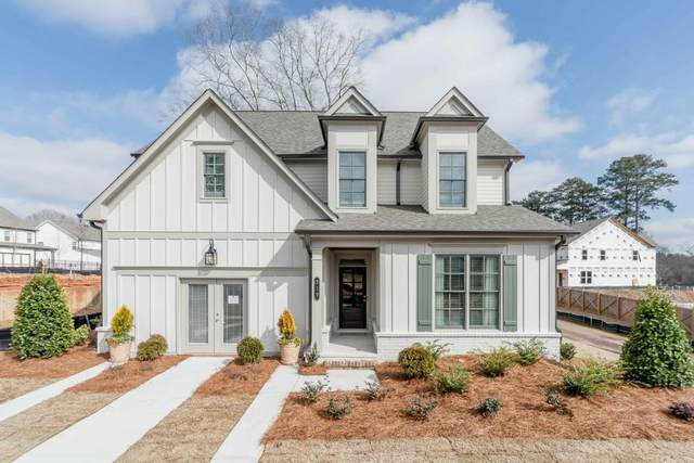 219 Grove Mill Lane, Avondale Estates, GA 30002 (MLS #6921339) :: The Hinsons - Mike Hinson & Harriet Hinson