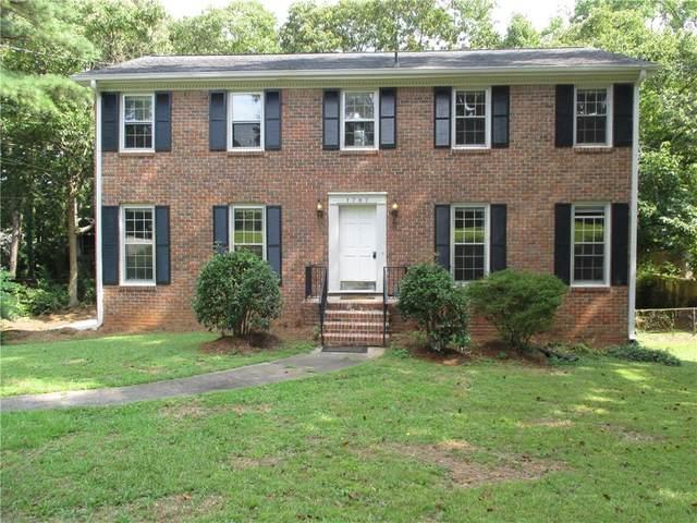 1797 Mount Vernon Road, Atlanta, GA 30338 (MLS #6921341) :: Maria Sims Group