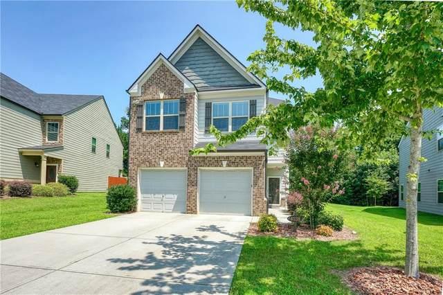 4038 Lake Manor Way, Atlanta, GA 30349 (MLS #6921366) :: RE/MAX Prestige