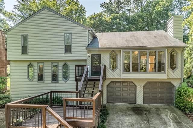 241 Saint Simons Cove, Lawrenceville, GA 30044 (MLS #6921367) :: The Kroupa Team | Berkshire Hathaway HomeServices Georgia Properties