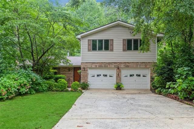 1972 Afond Court, Atlanta, GA 30341 (MLS #6921417) :: The Kroupa Team | Berkshire Hathaway HomeServices Georgia Properties