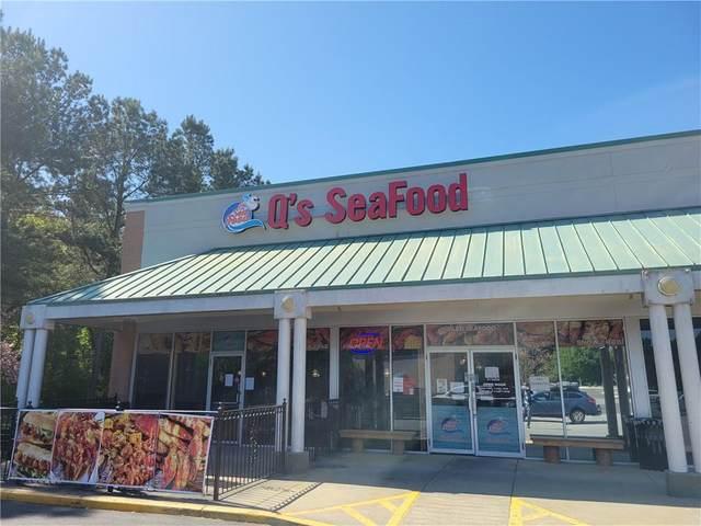910 Atlanta Hwy Harbor R, Loganville, GA 30052 (MLS #6921429) :: Kennesaw Life Real Estate