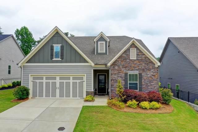 407 Ridgeway Lane, Canton, GA 30114 (MLS #6921465) :: North Atlanta Home Team