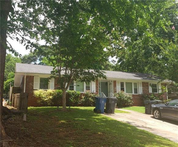 1893 Vesta Avenue, East Point, GA 30344 (MLS #6921467) :: Charlie Ballard Real Estate