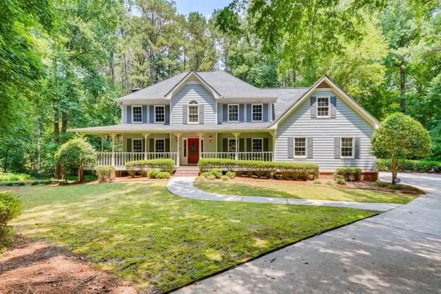 1700 Smokerise E, Conyers, GA 30012 (MLS #6921515) :: RE/MAX Paramount Properties