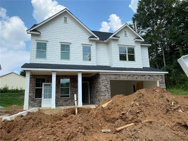 87 Lot 1E N. Harris Street, Buford, GA 30518 (MLS #6921524) :: North Atlanta Home Team