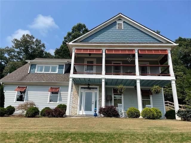 105 William Court, Ball Ground, GA 30107 (MLS #6921527) :: North Atlanta Home Team