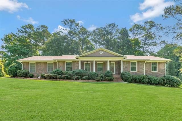 4608 Mink Livsey Road, Snellville, GA 30039 (MLS #6921540) :: North Atlanta Home Team