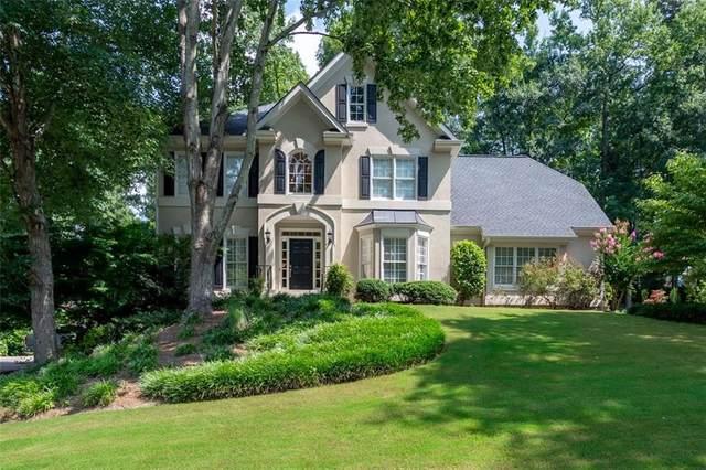 855 Briars Bend, Alpharetta, GA 30004 (MLS #6921547) :: North Atlanta Home Team