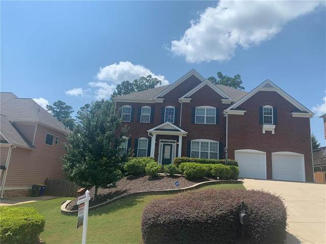 3327 Ebenezer Farm Road, Marietta, GA 30066 (MLS #6921550) :: Path & Post Real Estate