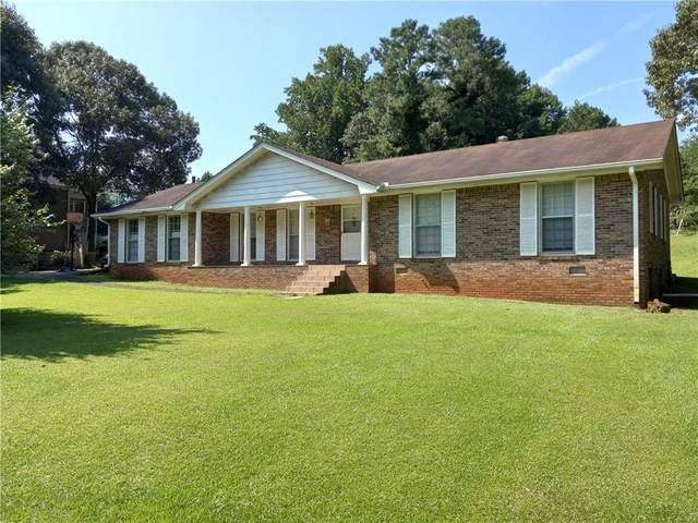 667 Garner Road SW, Lilburn, GA 30047 (MLS #6921551) :: North Atlanta Home Team