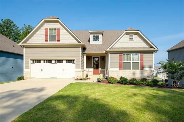 815 Riverwalk Manor Drive, Dallas, GA 30132 (MLS #6921561) :: Path & Post Real Estate