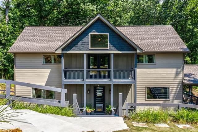 4293 Twin Rivers Drive, Gainesville, GA 30504 (MLS #6921573) :: The Justin Landis Group