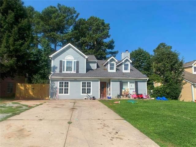 1046 Pepperwood Trail, Norcross, GA 30093 (MLS #6921574) :: North Atlanta Home Team