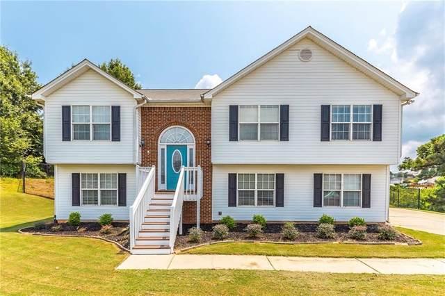 570 Mossy Trace Trace, Winder, GA 30680 (MLS #6921582) :: The Kroupa Team | Berkshire Hathaway HomeServices Georgia Properties