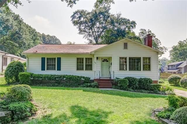 630 Etowah Drive NE, Marietta, GA 30060 (MLS #6921606) :: Path & Post Real Estate