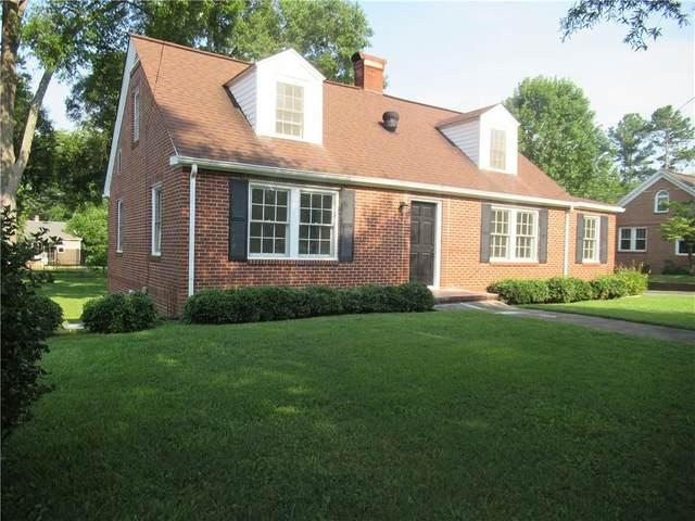 300 N College Street, Cedartown, GA 30125 (MLS #6921607) :: Atlanta Communities Real Estate Brokerage