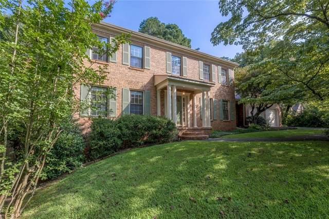 1006 Foxfire Drive, Lawrenceville, GA 30044 (MLS #6921615) :: North Atlanta Home Team