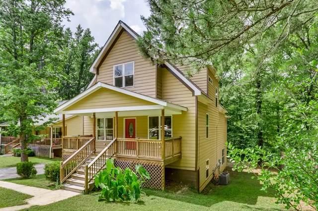 703 Inland Way NW, Lilburn, GA 30047 (MLS #6921622) :: North Atlanta Home Team