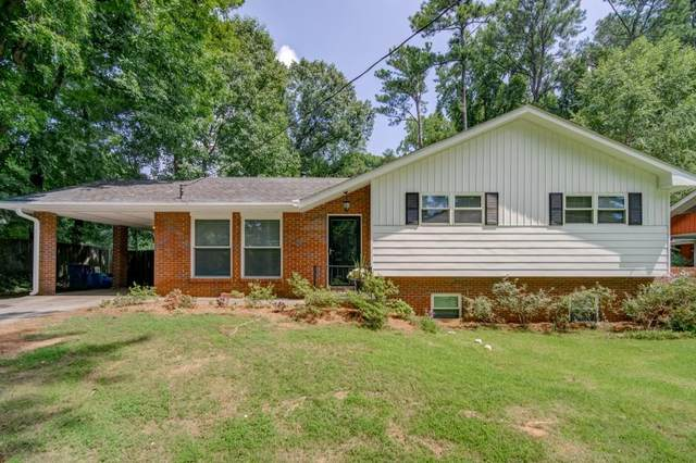 2902 Delcourt Drive, Decatur, GA 30033 (MLS #6921627) :: North Atlanta Home Team