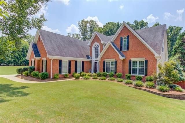 1200 Village Oaks Lane, Lawrenceville, GA 30043 (MLS #6921630) :: The Realty Queen & Team