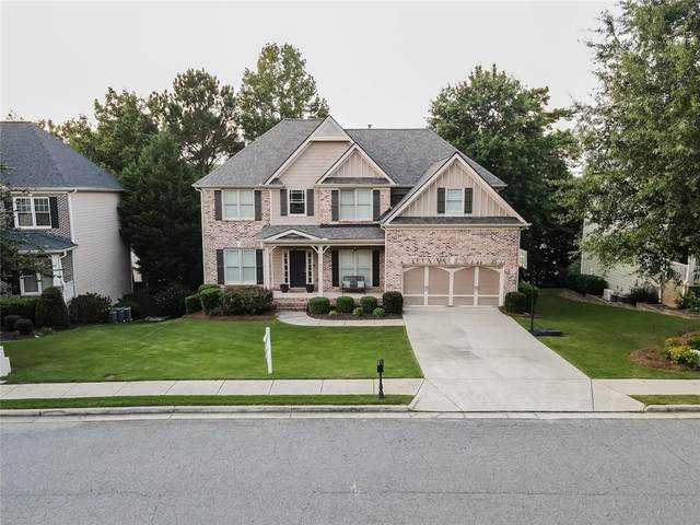 528 Cape Ivey Drive, Dacula, GA 30019 (MLS #6921636) :: The Realty Queen & Team