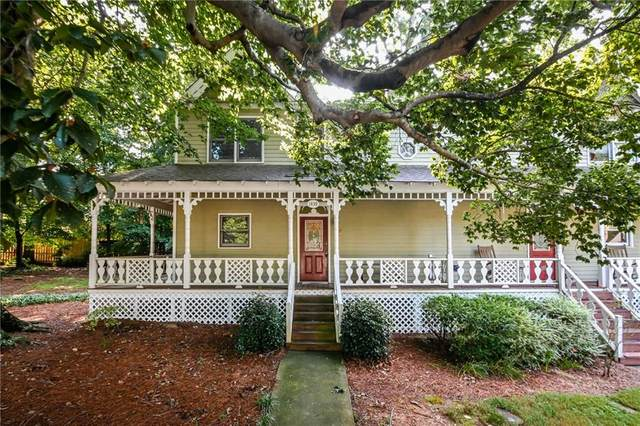 1439 Cambridge Common, Decatur, GA 30033 (MLS #6921644) :: North Atlanta Home Team