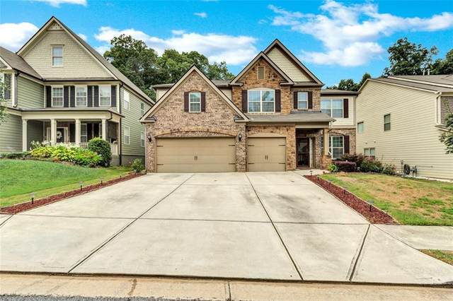 7234 Parks Trail, Fairburn, GA 30213 (MLS #6921708) :: North Atlanta Home Team