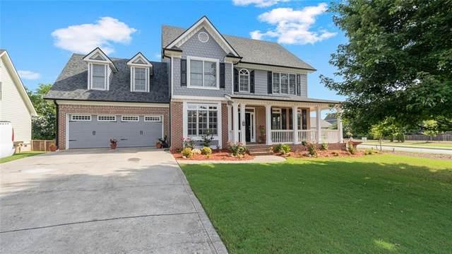 36 Cottage Walk NW, Cartersville, GA 30121 (MLS #6921713) :: Path & Post Real Estate