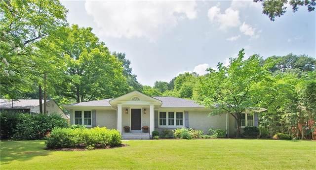 1936 Lenox Road NE, Atlanta, GA 30306 (MLS #6921727) :: Charlie Ballard Real Estate