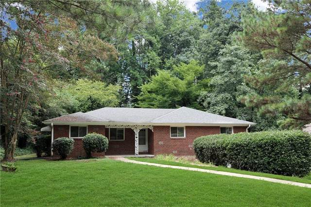 1312 Christmas Lane, Atlanta, GA 30329 (MLS #6921736) :: North Atlanta Home Team