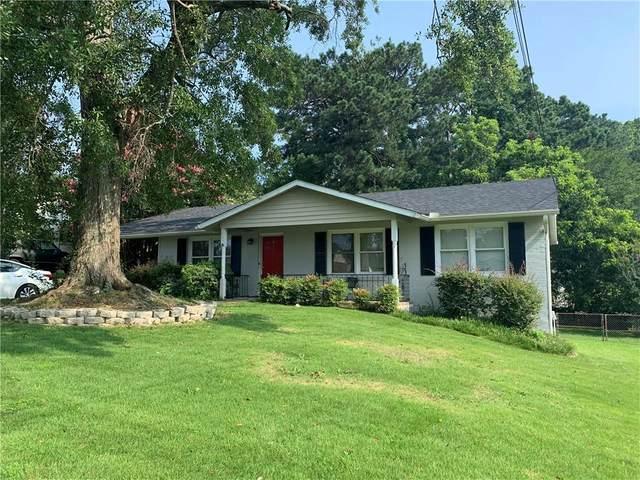 751 Ray Drive, Columbus, GA 31904 (MLS #6921745) :: North Atlanta Home Team