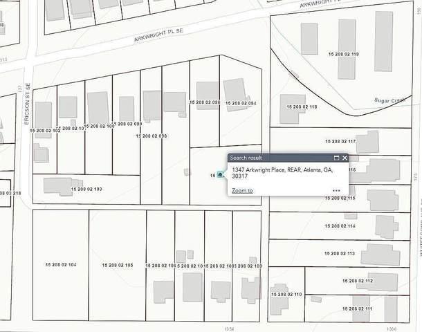 1347 Arkwright Place SE, Atlanta, GA 30317 (MLS #6921759) :: RE/MAX Prestige
