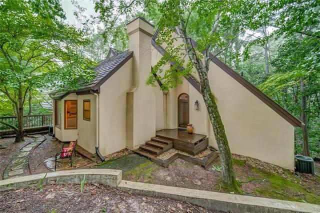 555 Kings Peak Drive, Alpharetta, GA 30022 (MLS #6921777) :: Todd Lemoine Team