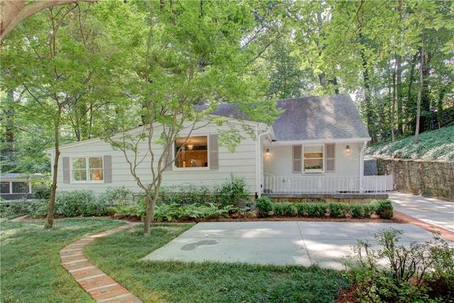 2639 Ridgemore Road NW, Atlanta, GA 30318 (MLS #6921780) :: Compass Georgia LLC