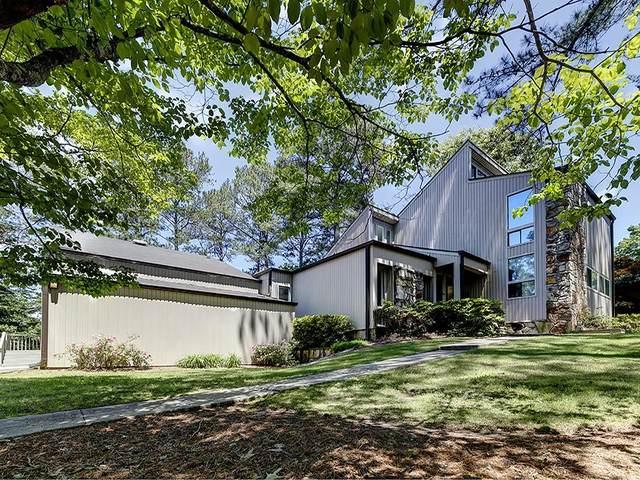 260 Rhine Drive, Alpharetta, GA 30022 (MLS #6921807) :: North Atlanta Home Team