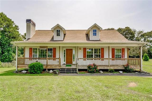 118 Zachary Drive, Talking Rock, GA 30175 (MLS #6921808) :: Path & Post Real Estate