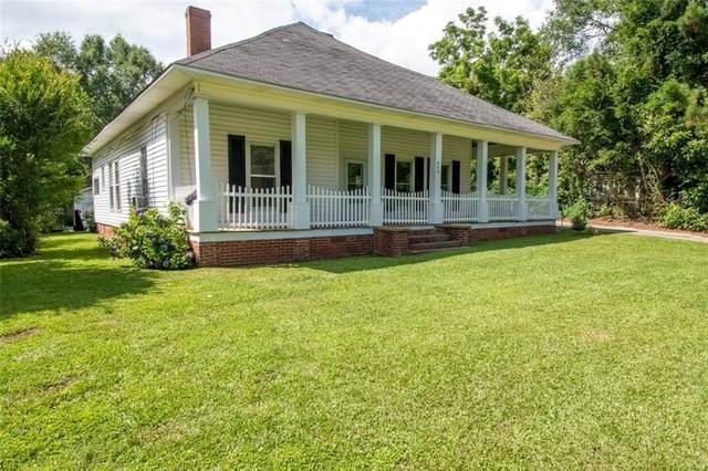 317 East College Street, Bowdon, GA 30108 (MLS #6921809) :: North Atlanta Home Team
