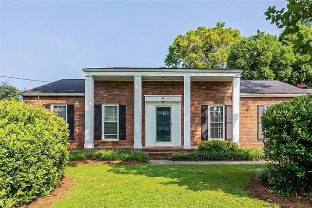 970 Grimes Bridge Road, Roswell, GA 30075 (MLS #6921841) :: The Kroupa Team | Berkshire Hathaway HomeServices Georgia Properties