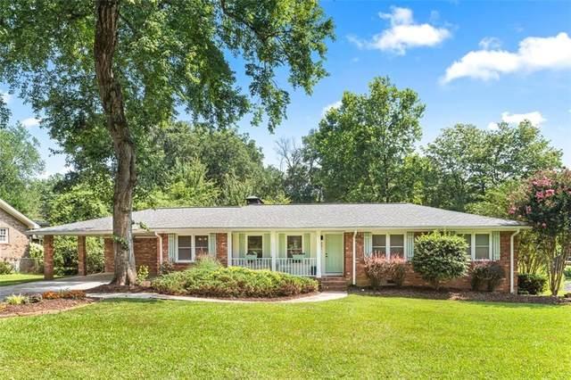 591 Hillandale Circle SW, Marietta, GA 30064 (MLS #6921842) :: Path & Post Real Estate