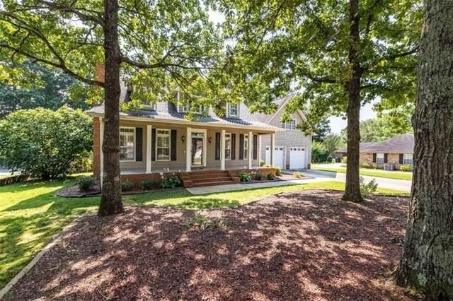 4 Sugar Wood Drive, Rome, GA 30165 (MLS #6921846) :: Dillard and Company Realty Group