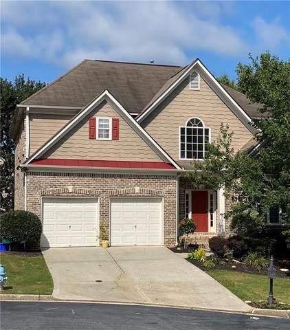 1511 Wetherbrooke Crossing, Smyrna, GA 30082 (MLS #6921882) :: The Kroupa Team   Berkshire Hathaway HomeServices Georgia Properties