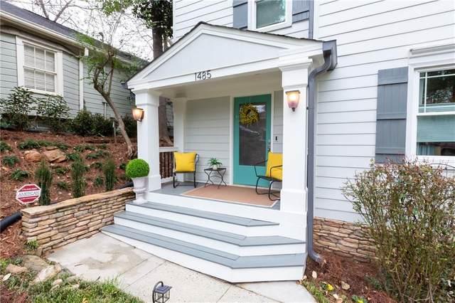 1485 Kenwood Avenue NW, Atlanta, GA 30309 (MLS #6921891) :: North Atlanta Home Team