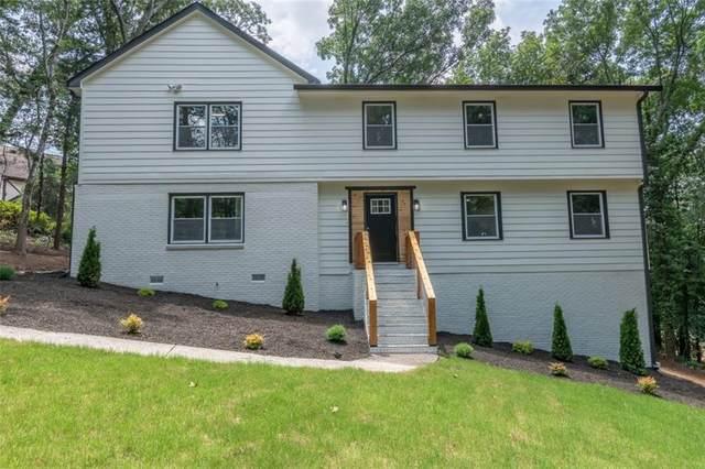 800 Breckinridge Road, Marietta, GA 30064 (MLS #6921895) :: Path & Post Real Estate