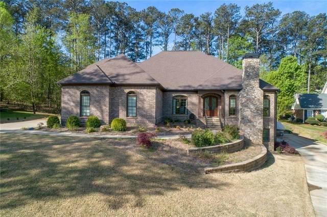 3567 Bozeman Lake Road NW, Kennesaw, GA 30144 (MLS #6921896) :: North Atlanta Home Team