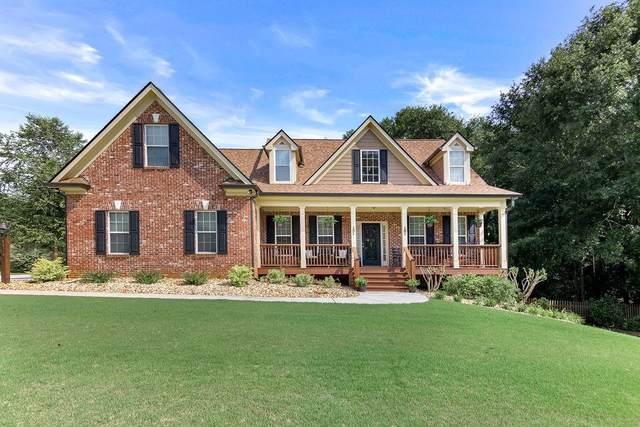 1424 Rockview Lane, Loganville, GA 30052 (MLS #6921905) :: North Atlanta Home Team