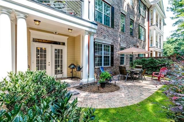 4950 Ivy Ridge Drive SE #105, Atlanta, GA 30339 (MLS #6921909) :: Morgan Reed Realty
