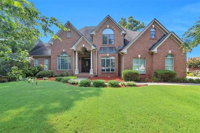 2003 Ora Circle, Loganville, GA 30052 (MLS #6921942) :: North Atlanta Home Team