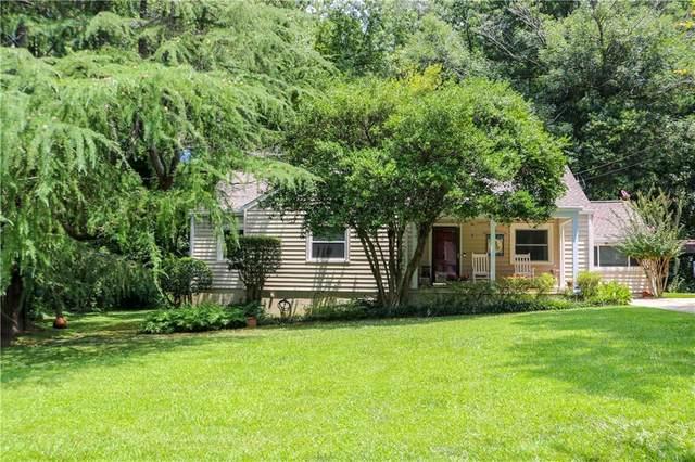 172 Willow Lane, Decatur, GA 30030 (MLS #6921943) :: North Atlanta Home Team