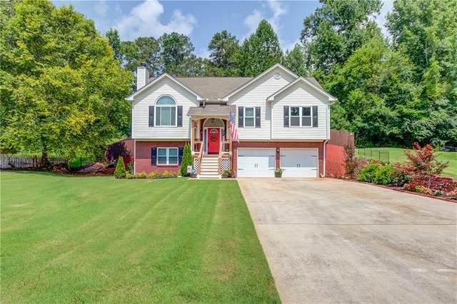 805 Creek View Drive, Hoschton, GA 30548 (MLS #6921958) :: North Atlanta Home Team